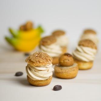 Chou-Chou Banane Caramel Café 2