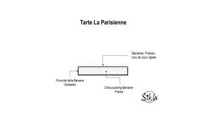 Tarte La Parisienne
